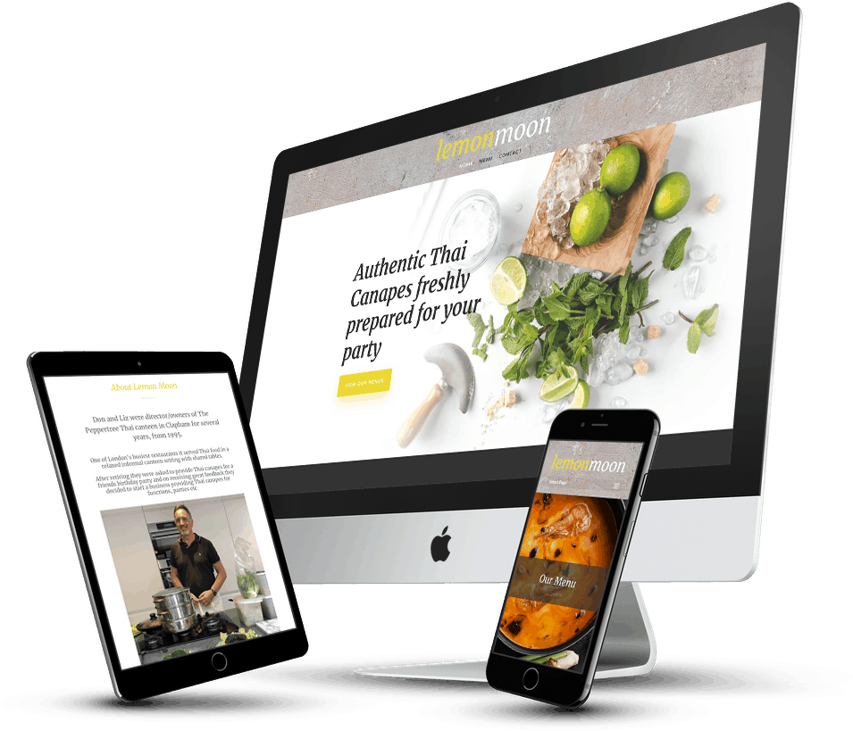 Small business website design Kent East Sussex Hastings